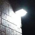 ソーラー式外灯